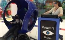 VR FutuRift в очках Oculus Rift в Питере