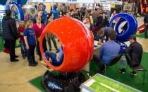 Популярный бизнес проект в России аттракцион виртуальной реальности