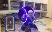 Аттракцион FutuRift синее кресло в очках в Москве