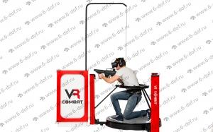 VR Combat новейшая разработка в очках VR