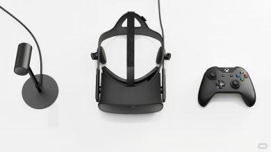 Очки виртуальной реальности Oculus Rift CV1 с датчиком и xbox джойстиком