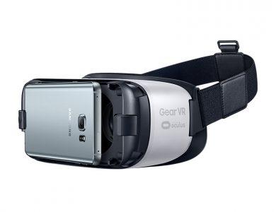 Очки виртуальной реальности Samsung Gear VR на системе Oculus