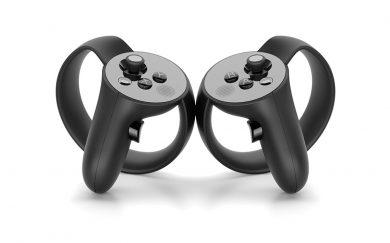 Контроллеры Oculus TOUCH для VR игр