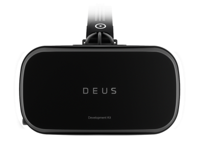 VR очки Odin DEUS , гарнитура виртуальной реальности