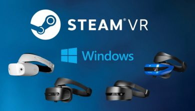 SteamVR MR гарнитуры Windows