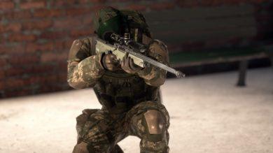 CS:GO VR для виртуальной реальности