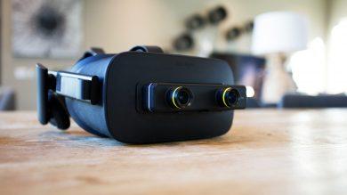 ZED Mini AR Oculus Rift