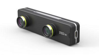 ZED Mini AR модификация Vive и Rift