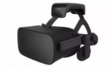 TPCAST с VR гарнитурой Oculus Rift