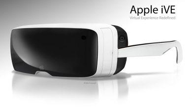 AR VR гарнитура Apple
