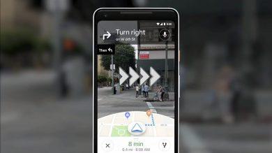 AR Maps VPS