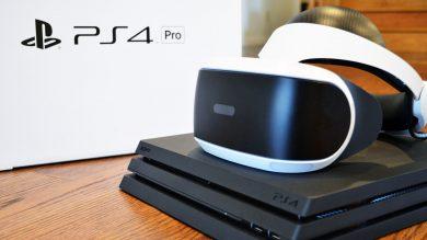 PlayStation 4 Pro и PSVR