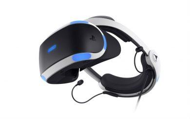 VR гарнитура PSVR