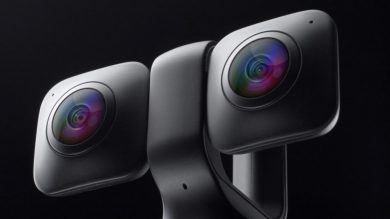 Vuze VR 360° и VR 180°