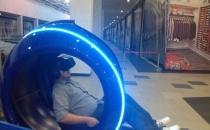Виртуальный круглый аппарат в очках VR Мозаика