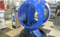 Интерактивная 99D капсула виртуальной реальности
