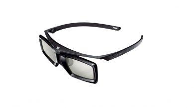 AR очки от Sony