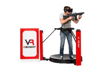 VR Combat аттракцион