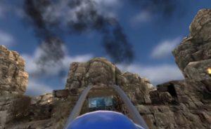 Горки в замке VR