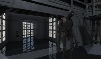 Робот в VR