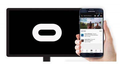 Chromecast для Oculus