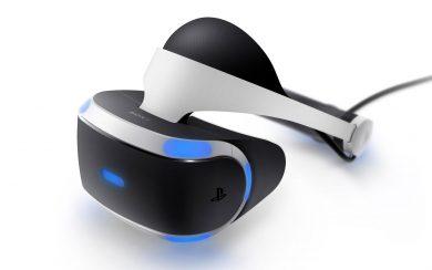 VR гарнитура PlayStation VR , PSVR, очки виртуальной реальности