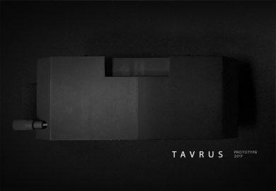 Tavrus VR гарнитура , ранняя версия Odin DEUS , очки виртуальной реальности
