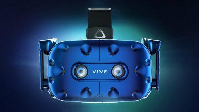 VR гарнитура HTC Vive Pro
