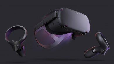 VR гарнитура Oculus Quest