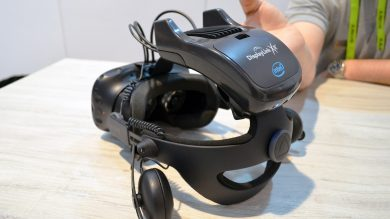 Очки VR displaylink xr