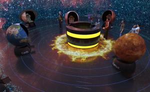 VR планетарий