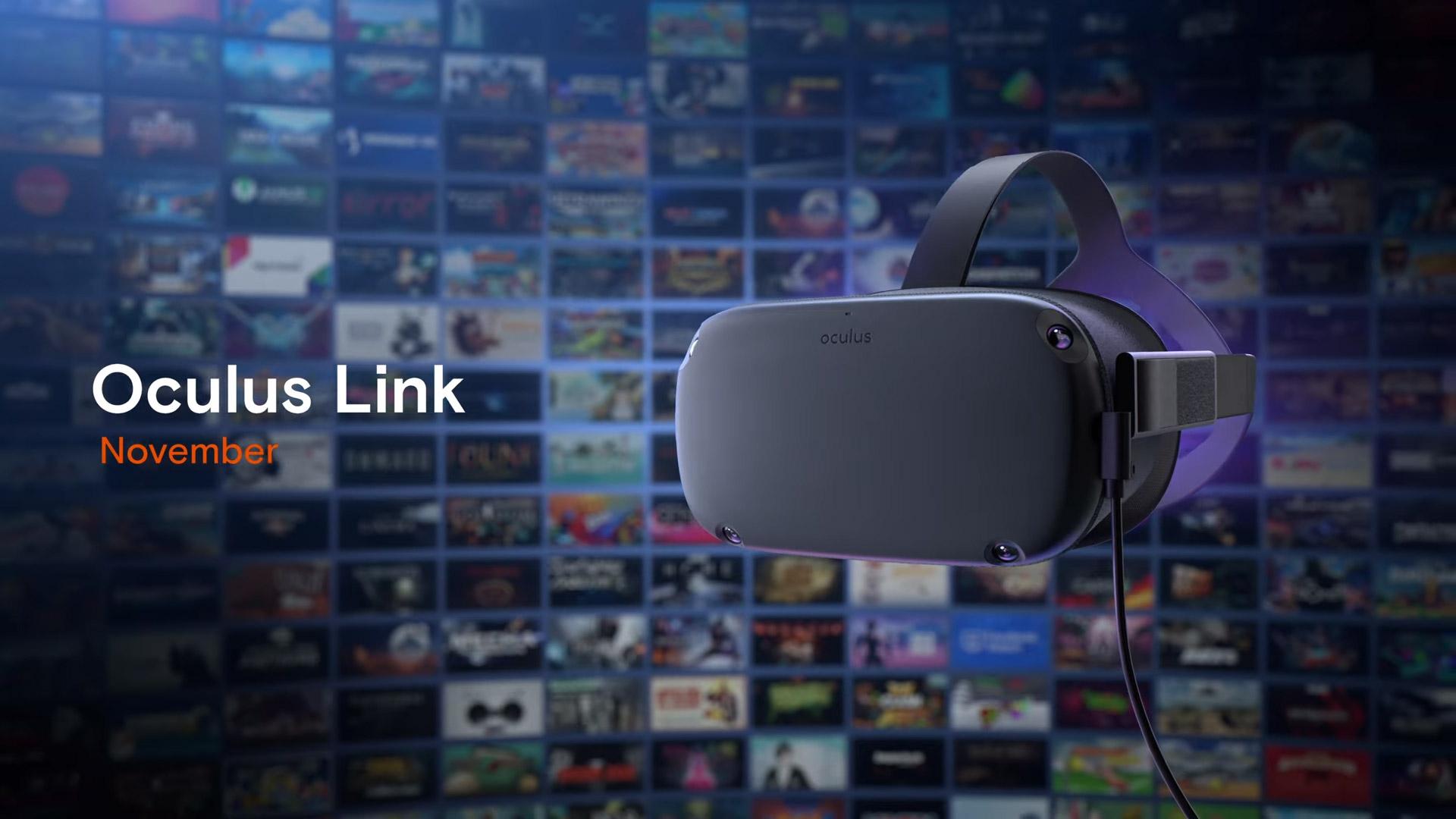Link Oculus quest