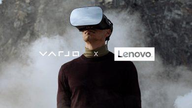 Lenovo и Varjo